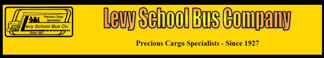 Levy School Bus Company